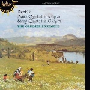 Klavierquintett 2,A-Dur/Streichquintet G-Dur