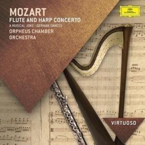 Flöten-Und Harfenkonzert