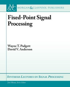 Fixed-Point Signal Processing
