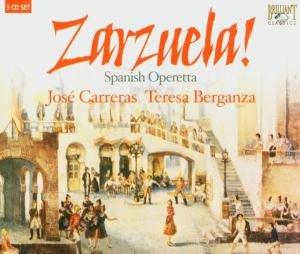Zarzuela! Spanish Operetta