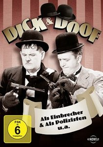 Dick & Doof - Als Einbrecher / Als Polizisten u. a.