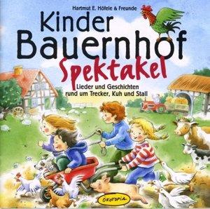 Kinder Bauernhof Spektakel