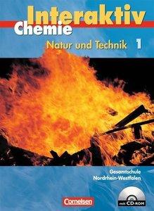 Chemie interaktiv 1. Schülerbuch mit CD-ROM. Gesamtschule Nordrh