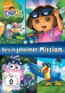 Dora - Dora in geheimer Mission
