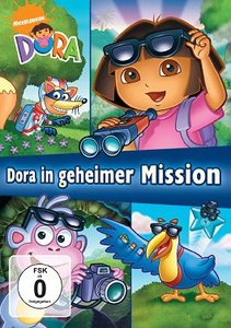 Dora - Dora in geheimer Mission