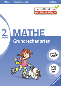 Lern-Detektive: Grundrechenarten (Mathe 2. Klasse)