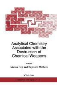 Analytical Chemistry Associated with the Destruction of Chemical