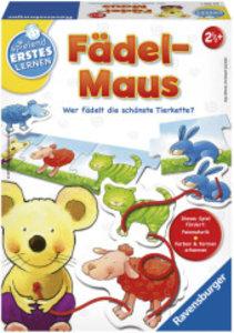 Fädel-Maus Spielen und Lernen