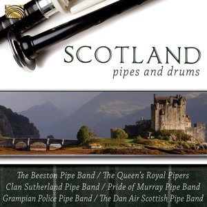 Scotland-Pipes And Drums