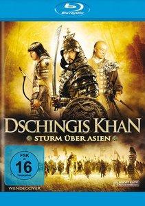 Dschingis Khan-Sturm über Asien-Blu-ray Disc