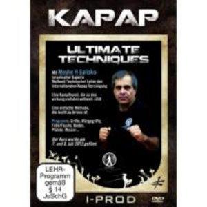 Kapap Ultimative Techniken