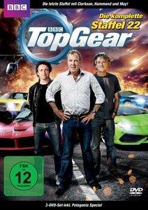 Top Gear: Die komplette Staffel 22 (inkl. Patagonien-Special)