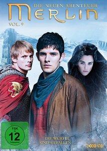Merlin - Die neuen Abenteuer. Volume 09