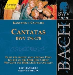 Kantaten BWV 176-178