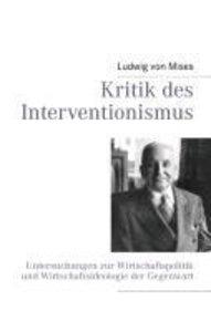 Kritik des Interventionismus