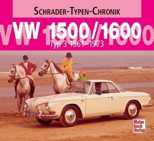 VW 1500/1600 Typ 3 1961 - 1973
