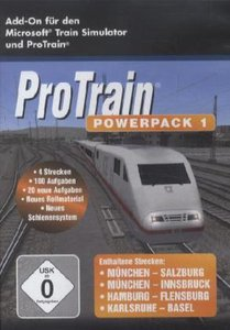Pro Train - Powerpack 1