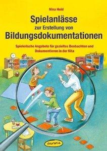 Spielanlässe zur Erstellung von Bildungsdokumentationen