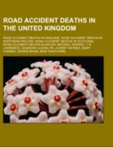 Road accident deaths in the United Kingdom