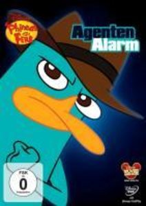 Phineas und Ferb - Agenten Alarm
