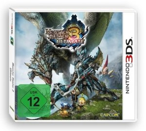 Monster Hunter 3 Ultimate. Für Nintendo 3DS