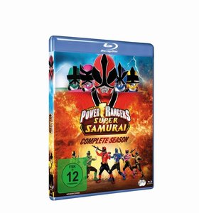 Power Rangers Super Samurai - Complete Season 19