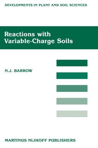 Reactions with Variable-Charge Soils