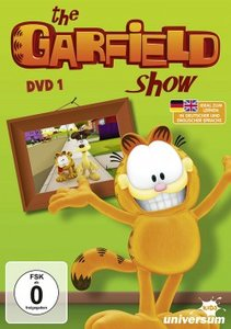 The Garfield Show DVD 1