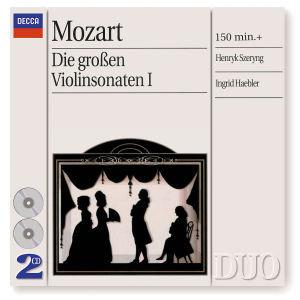 Die Großen Violinsonaten Vol.1