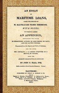 An Essay on Maritime Loans