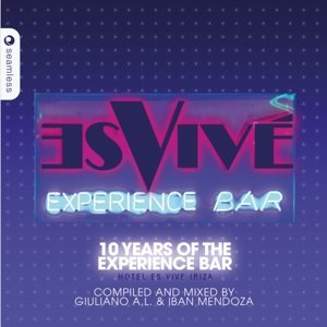 Hotel Es Vive-10 Years of the Experience Bar