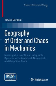 Geography of Order and Chaos in Mechanics