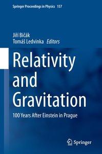 Relativity and Gravitation
