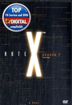 Akte X - Season 7 - zum Schließen ins Bild klicken