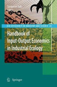 Handbook of Input-Output Economics in Industrial Ecology