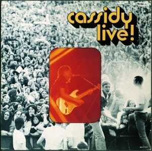 Cassidy Live