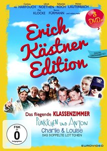 Erich Kästner Edition (DVD)