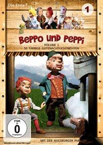 Augsburger Puppenkiste-Beppo und Peppi Vol.1