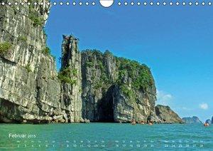 Eppele, K: Halong-Bucht - Vietnams Weltnaturerbe (Wandkalend