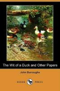The Wit of a Duck and Other Papers (Dodo Press)
