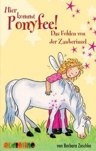 Ponyfee: Das Fohlen von der Zauberinsel