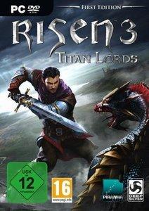 Risen 3: Titan Lords First Edition. Für Windows 7