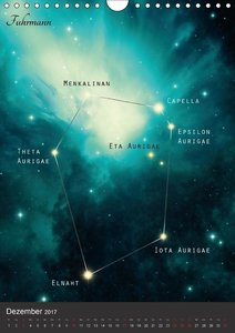 Unsere Sternbilder (Wandkalender 2017 DIN A4 hoch)