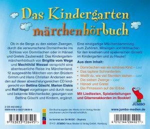 Das Kindergartenmärchenhörbuch-Die Schönsten Gesch