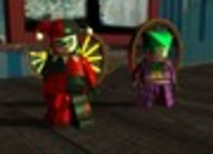 Green Pepper: Lego Batman - Das Videospiel