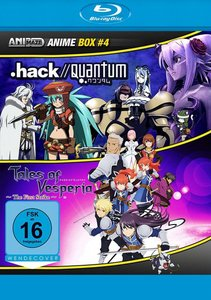 Anime Box 4: Hack Quantum, Tales of Vesperia