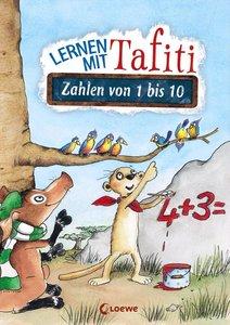 Lernen mit Tafiti - Zahlen von 1 bis 10