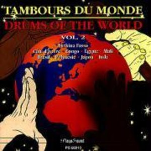 Drums Of The World Vol.2