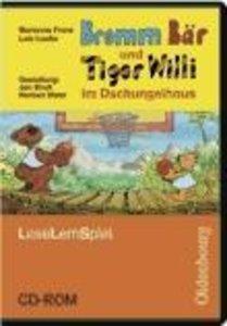 Bromm Bär und Tiger Willi im Dschungelhaus. Leseschule Fibel. Le