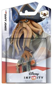 Disney INFINITY - Figur Single Pack - Davy Jones